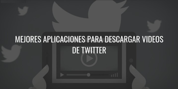 Apps para descargar vídeos de youtube.
