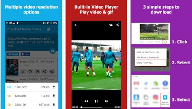 Download Twitter Videos: Twitter Video Downloader App