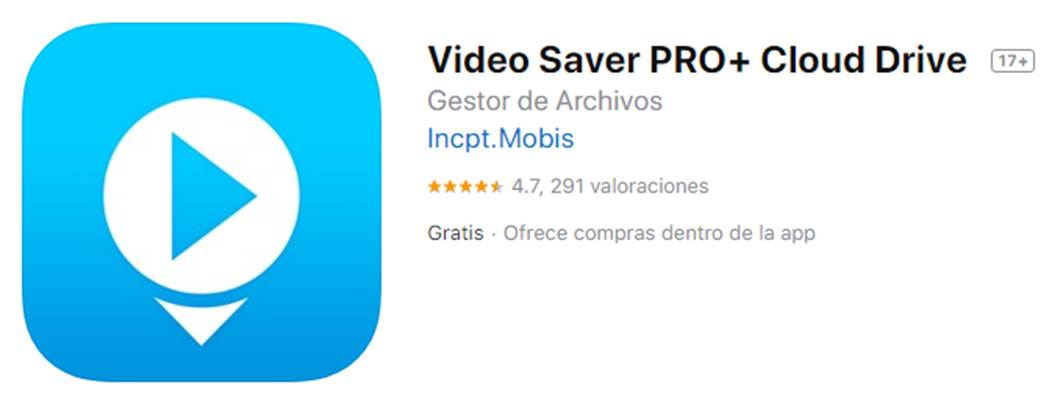 descargar video saver pro