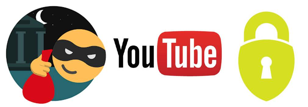 seguridad de youtube